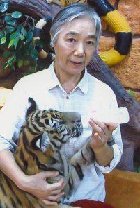 タイの動物園